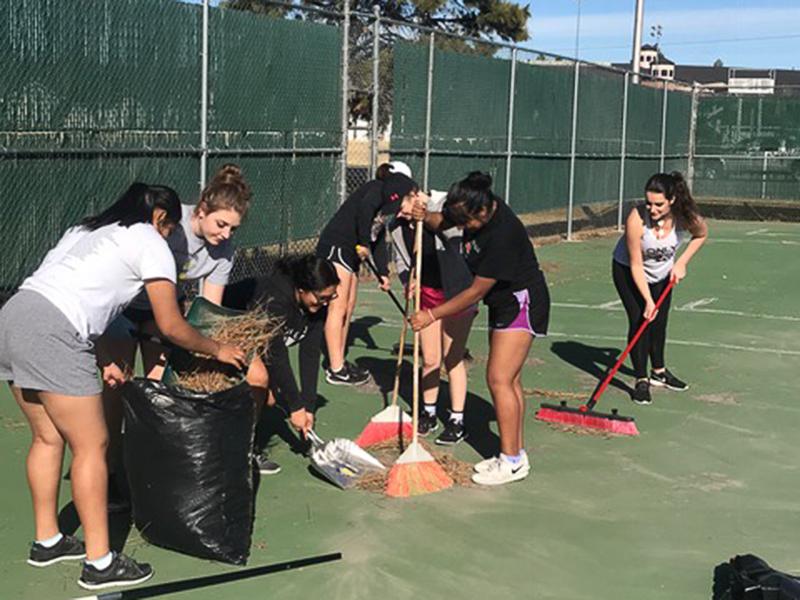 AHS Tennis Club